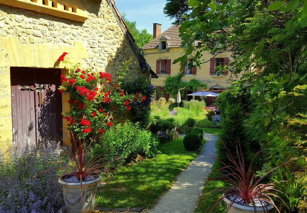 Le Banquet, 4 star Dordogne holiday homes - book direct for best rates